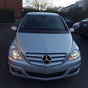 Very nice Mercedes B200 with very low mileage 50k