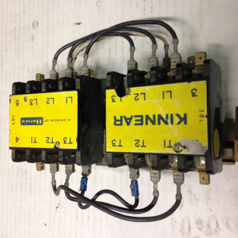 Kinnear Harsco Reversing Contactor 440V Coil