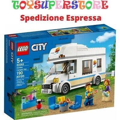 Lego 60283 City Camper delle vacanze