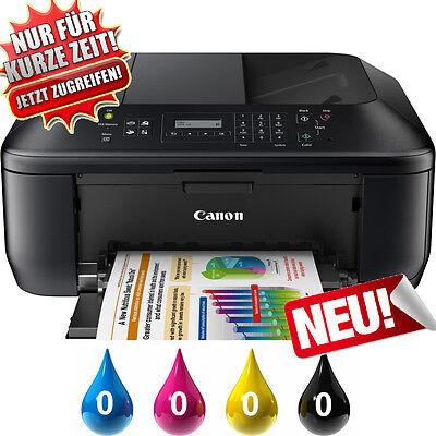 Canon PIXMA MX475 Multifunktionsgerät ( WI FI , Drucken, Kopieren, Scannen, Fax)
