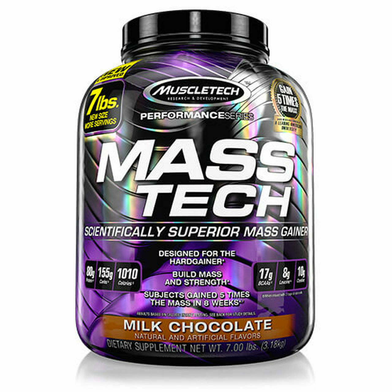 MUSCLETECH MASS TECH  muscle whey protein weight gainer hard