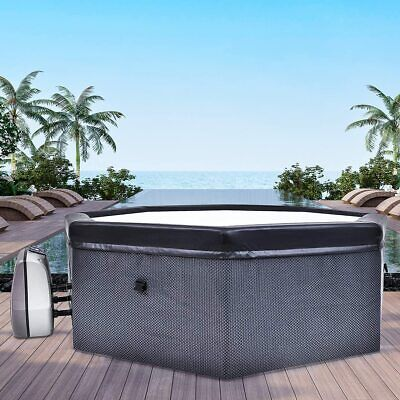 Avenli Swift Aegean Rigid Foam Wall Hot Tub