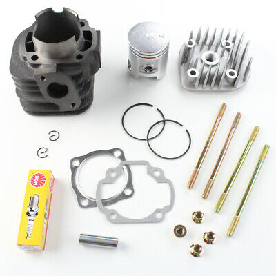 Cylinder Head Piston Gasket Top End Kit for Arctic Cat 90 Y-12 Youth 2002-2004 End Y Head
