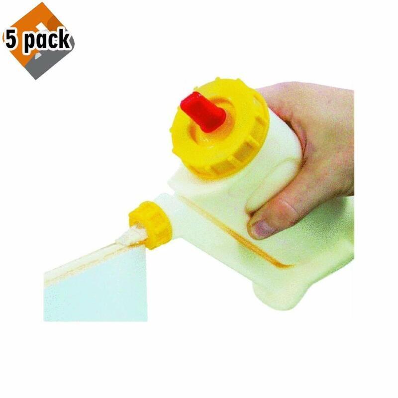 FastCap Glu-Bot Glue Bottle (16 Ounces) - Pack 5