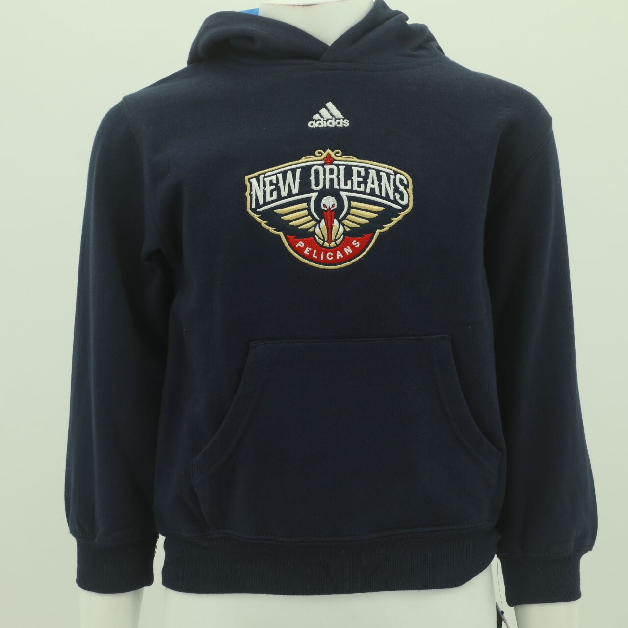 New Orleans Pelicans Official Nba Adidas Youth Kids Size