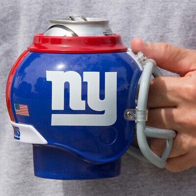 NFL Fan Mug New York Giants NY Becher Tasse Stifthalter Helm Dose Football