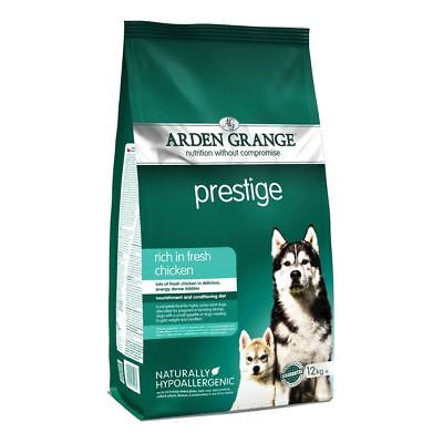 Arden Grange Adult Prestige Dry Dog Food 12kg