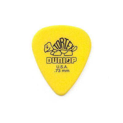 Dunlop Tortex Standard Picks (Dunlop Tortex Standard Guitar Picks .73MM)