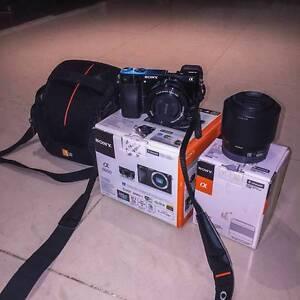 Sony A6000 + 16-50mm PZ OSS Lens + E-Mount 50mm f/1.8 OSS Lens Algester Brisbane South West Preview