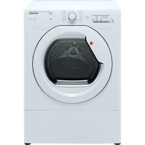 Hoover HLV10LG Link C Rated 10Kg Vented Tumble Dryer White