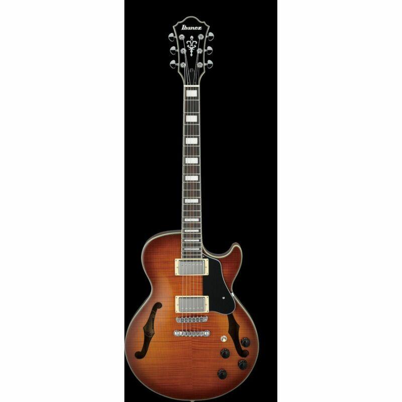 IBANEZ AGS73FM-VLS half Resonance E-Guitar IN Violin Sunburst