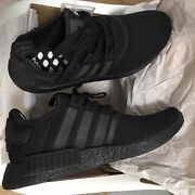 New nmd adidas triple black mono - us9.5 us10.5 Sydney City Inner Sydney Preview