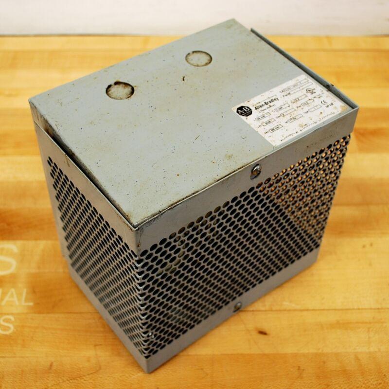 Allen Bradley 1321-3RA2-B LINE Reactor Type 1, 3 Amp 600VAC MAX 50/60HZ - USED