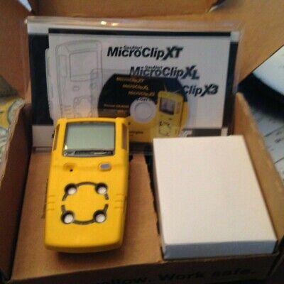 Bw Honeywell Gasalert Microclip Xl Multi-gas Monitor Mcxl-xwhm-y-na New 819