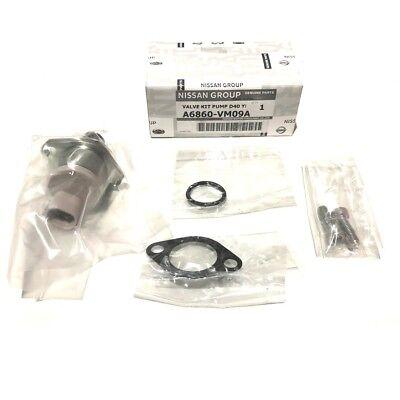 Genuine Nissan Pressure Suction Control Valve SCV CRD Sensor Frontier Pathfinder