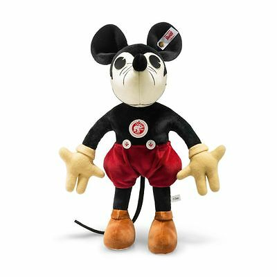 Steiff Disney Mickey Mouse 1932 EAN 354601 Licensed Limited Edition Animal Gift
