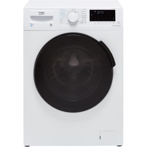 Beko WDB7426R1W Free Standing 7Kg B Washer Dryer White New from AO