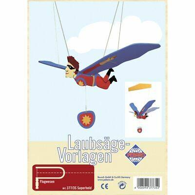 age Mobilé fliegender Superheld, Flugfigur (Fliegende Superhelden)