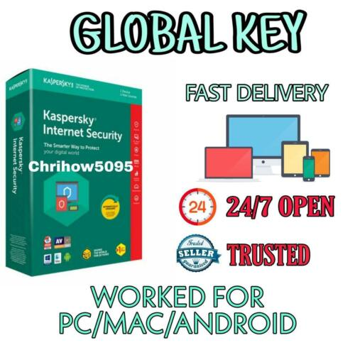 KASPERSKY INTERNET SECURITY 2020 FOR 1DEVICE 1YEAR FOR ALL DEVICES  GLOBAL KEY