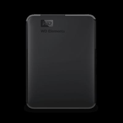 WD Elements Portable 2TB Manufacturer Refurbished Hard Drive