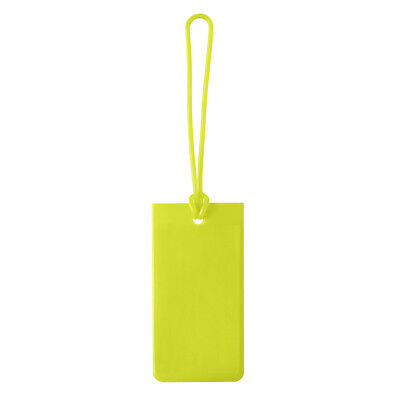 Lewis N. Clark Jelly Luggage Tag