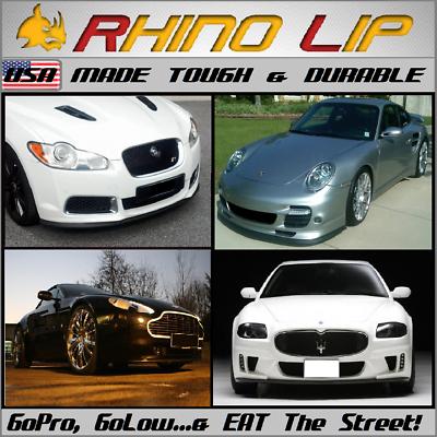 Benarrow PB5 Grand-Tourer Coupe GT Fastback Rhino-Lip Flexible Rubber Chin Lip