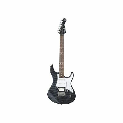Yamaha Pacifica 212 Vqm - Guitarra Eléctrica En Translucent Negro