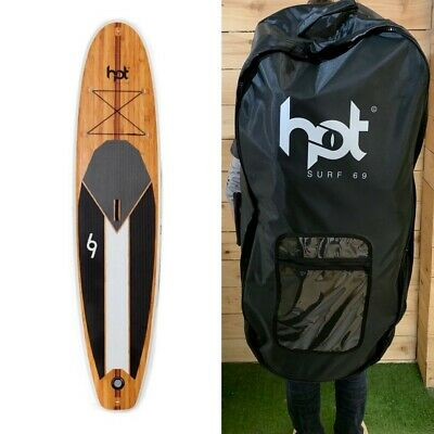 11ft Hotsurf 69 Stand Up Paddle Board Package Deal Inflatable Paddle Board SUP  for sale  Shipping to Ireland