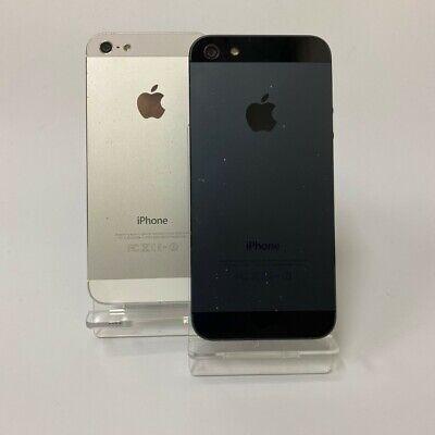 APPLE iPHONE 5 16GB / 32GB / 64GB - Unlocked - Black / White - Smartphone Mobile
