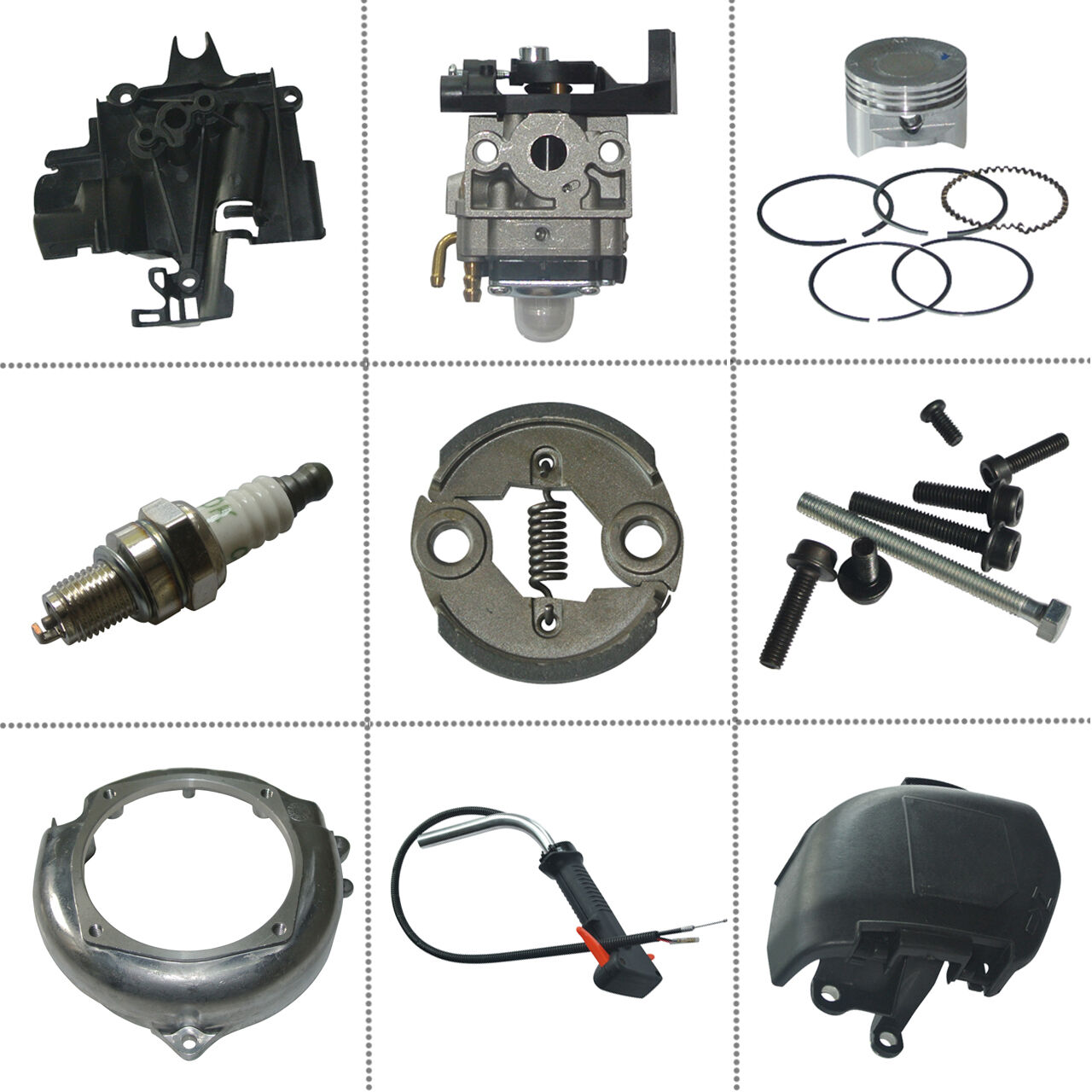 Honda Motorcycle Replacement Parts