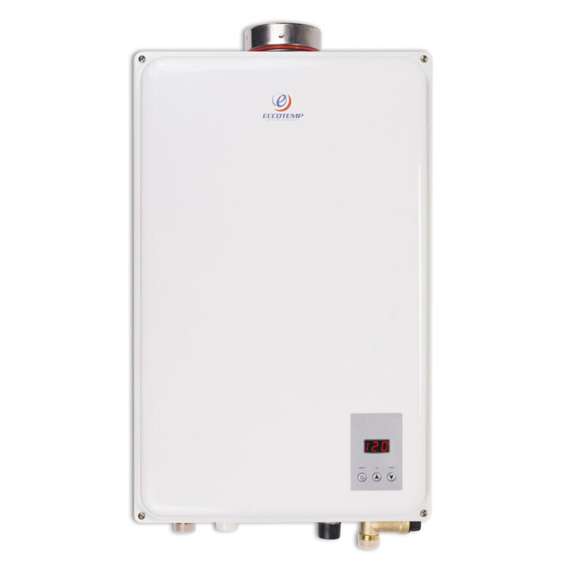 Eccotemp 45HI-NG 6.8 Gpm Natural Gas Whole House Tankless Water Heater