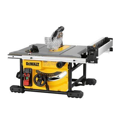 Dewalt DWE7485 Compact Table Saw 210mm 240V