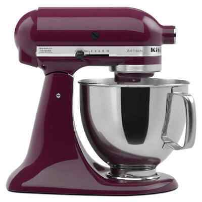 **NEW** KitchenAid KSM150PSBY Artisan Series 5-Qt. Stand Mixer - Boysenberry