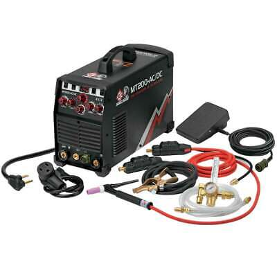 Ck Worldwide Mt200-acdc Tig Welding System