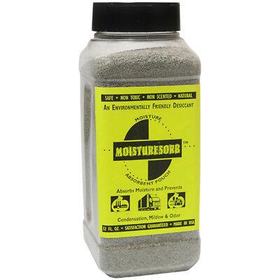 MOISTURESORB Eco Moisture Eliminator 1 mm Desiccant Granules: 50 lb for sale  Alpharetta