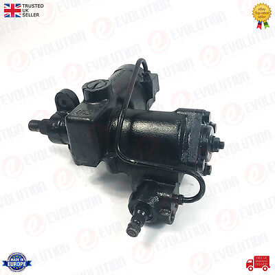Land Rover 4 Bolt PAS Defender Re-manufactured Steering Box 1990 to 2014