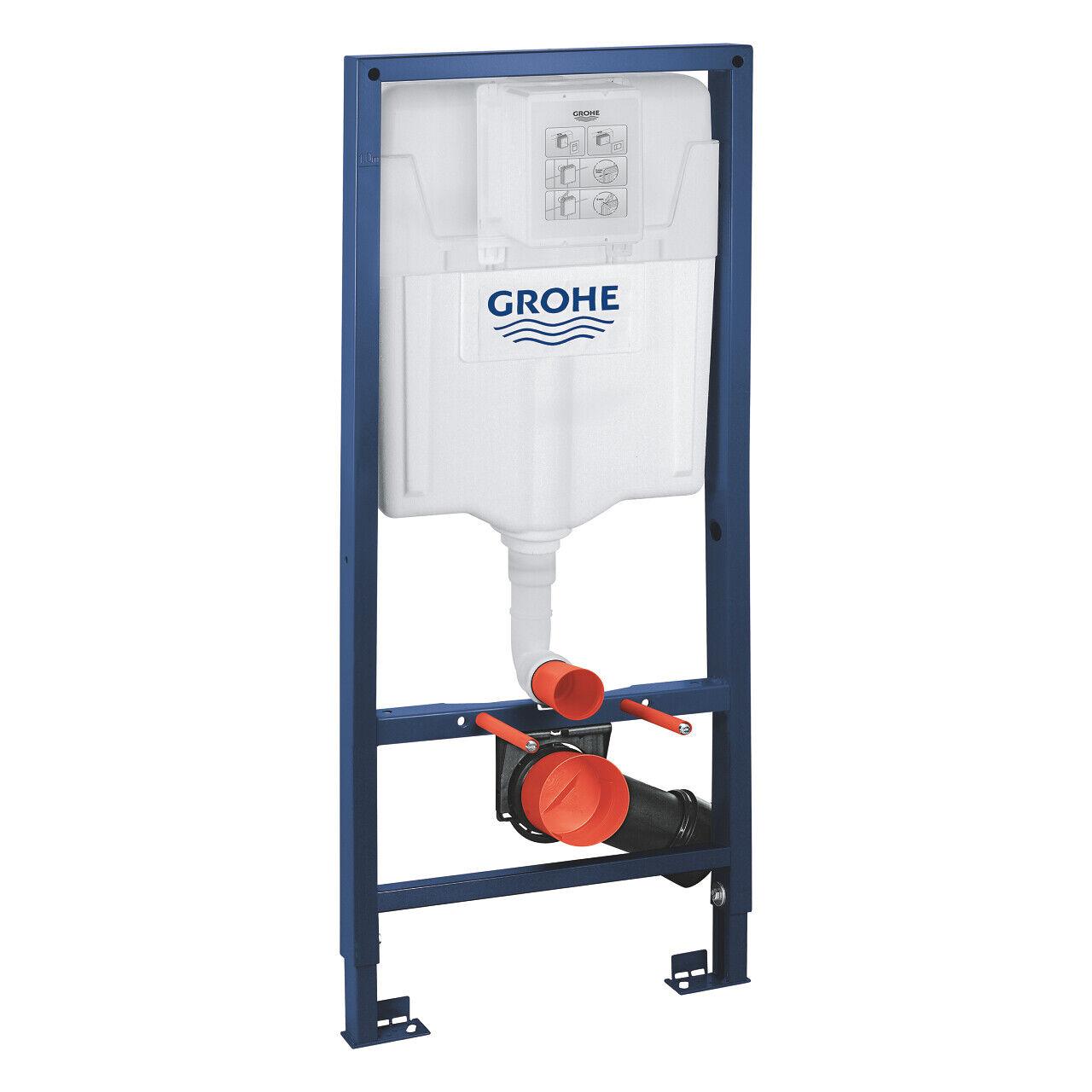 Grohe Vorwandelement Wand WC Toilette Installationssystem Rapid SL 113 cm 400 kg