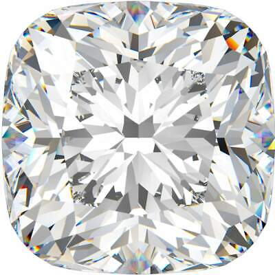 0.78CT Natural Cushion Shape Diamond. Certified By GIA
