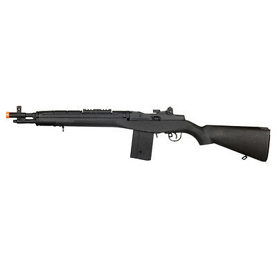 Used, Cyma M14 Socom CM032A Black Electric Rifle 400 FPS Metal Gear AEG Airsoft Gun for sale  Oceanside