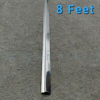 96 8 Ft Stainless Steel Inside Corner Molding For Stainless Steel Sheet