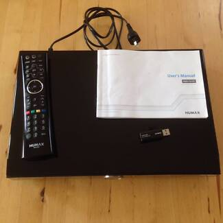 Humax Digital PVR HDR-7510T Coburg Moreland Area Preview