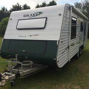 2009 Galaxy Odyssey Family Tandem Van Narre Warren South Casey Area Preview