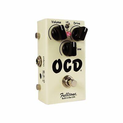 Fulltone Ocd V2 - Effects Pedal for Electric Guitar