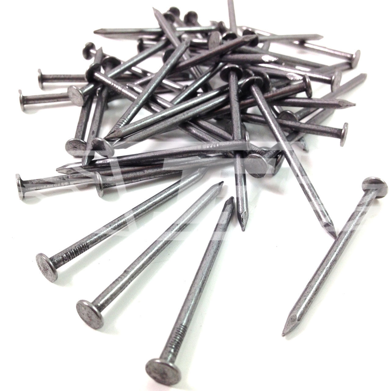 CHOOSE YOUR SIZE AMOUNTS GALVANISED ROUND WIRE NAILS 40mm 50mm 65mm