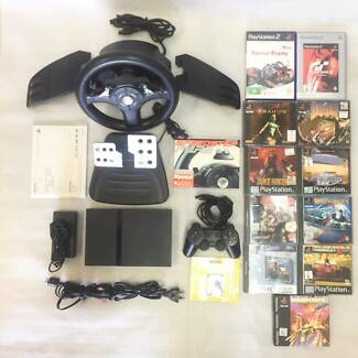 PS2 Bundle, Play Station 2, PS2
