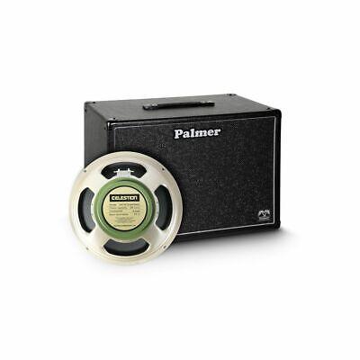 "PALMER Mi Cab 112 Gbk - Guitar Speaker 1 x 12 "" With Celestion G 12 M Greenback"
