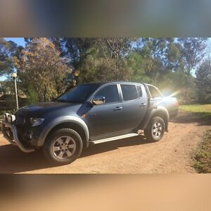 2009 Mitsubishi Triton Ute PRICE DROP Renmark Renmark Paringa Preview