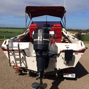 Fishing/ Skiing/ Family boat Balaklava Wakefield Area Preview