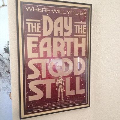 THE DAY THE EARTH STOOD STILL 1980's Original remake design - Delaurentiis