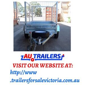 For sale 7x5 hot dip gal trailer brand new